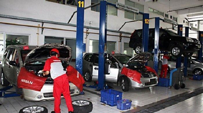 Bengkel Nissan Tangerang